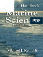 Practical Handbook of Marine Science Third Edition