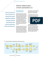 Software Defined Radio White Paper