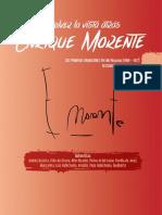Enrique Morente y Al Volver La Vista Atras