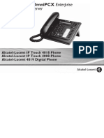 IP Touch 4018