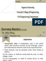6- Topographic Survey
