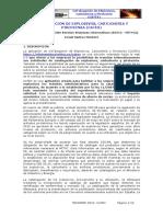 catalogación elementos pirotécnicos