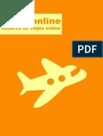 Reserva de Viajes Online