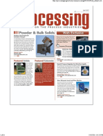 Processing - Solution for the Proces Industries