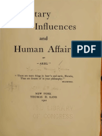 1901 Ariel Planetary Influence and Human Affairs