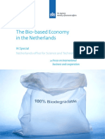 The Bio-Based Economy in the Netherlands