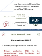 Techno-economic assessment of production of olefins via thermochemical conversion of biomass (BIOMTO process) (ppt).pdf