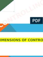 Controlling Management 1