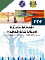 Buku Program MERENTAS DESA