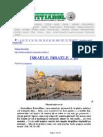 Costel NEACȘU - ISRAELE, ISRAELE… (I - XV).doc