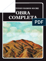 RAMOS SUCRE - Obra Completa