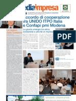 Newsletter of CONFAPI PMI