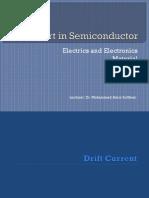 VI Transport in Semiconductor