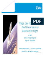 Vega Program Status