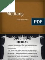 Medians
