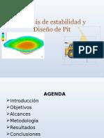 Analisis de Estabilidad y Diseño de Pit 2