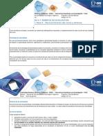 Guía de Actividades y Rúbrica de Evaluación - Fase 0 - Reconocimiento Del Curso y Actores