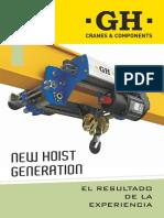 GH 05 Polipastos Nueva Generacion 2016