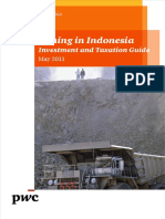 Investment & Taxation Guide for Mining in Indonesia