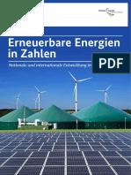 Erneuerbare Energien in Zahlen 2015