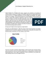 Comprehensive Case Analysis- Soln1