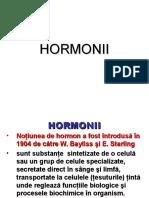 hormonii