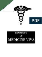 Hand Book of Medicine Viva