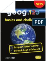 geog.123 basics and challenges