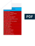 (Nama Anda) List Mediabox Update 13 Juli 2015