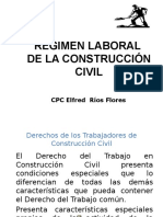 Regimen Laboral Sector Construccion (1)