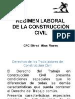 Regimen Laboral Sector Construccion (1)
