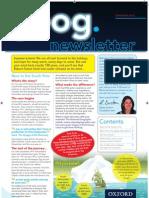 geog. Newsletter Summer 2010