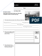 Sample Basics Worksheet 1.3