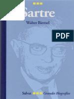 Biemel, Walter - Sartre.pdf