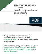 Drug Induced Iliver Injur