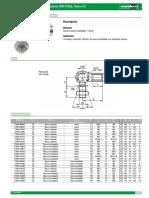 27650 CS Datasheet 11786 Articulaciones Angulares DIN 71802 Forma CS--es