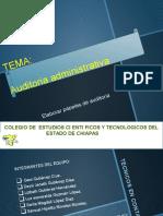 Auditoria administrativa - copia.pptx