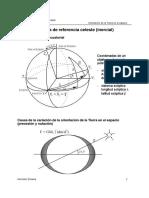 Sistema de referencia celeste (inercial)