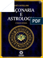 Maçonaria e Astrologia - José Castellani