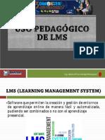 Uso Pedagogico de Lms_web