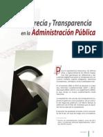 Secrecia Transparencia Admin Publica