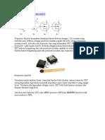 Transistor FET Dan MOSFET