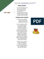 Letra de los villancicos.doc