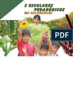 El Manual de Huertos Escolares Pedagógicos