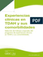 Experiencias Clinicas en TDAH y Sus Comorbilidades 090112