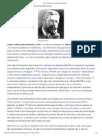 Linear Análise Discriminante - Wikipedia