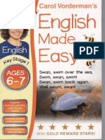 English Made Easy Ages 6 7 Carol Vorderman