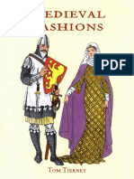 Dover - Medieval Costume - Tom Tierney 1998