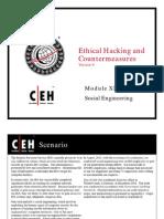 CEH Module 11