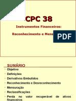 Cpc 38 - Instrumentos Finaceiros 2